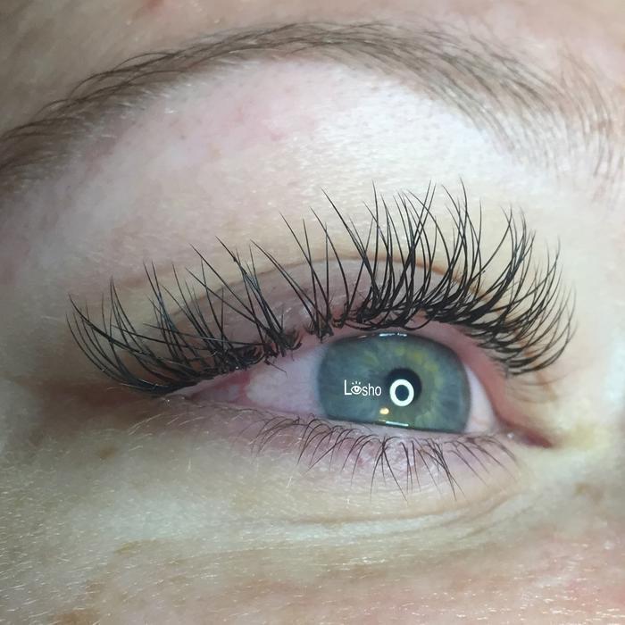 Full Set Classic Eyelash Extensions Victoria City Victoria