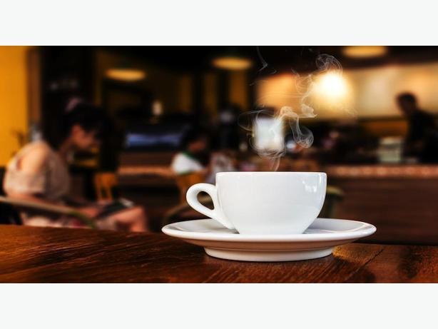 CK-0018 Popular Franchise Café - Downtown