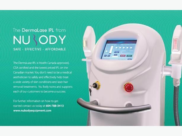 Laser Hair Removal and Skin Rejuvenation Biz - Profitable - Training & Cert