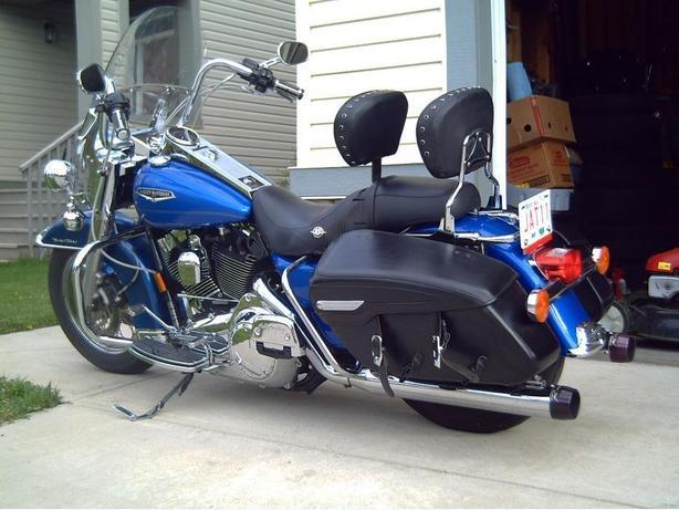 2007 Harley Road King