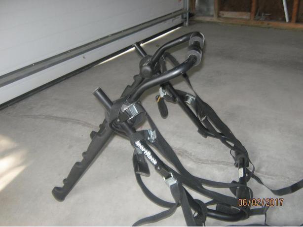 Bike rack car rear mount w/Manual