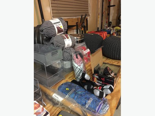 Downsizing Garage Sale: June 3 9am-4pm
