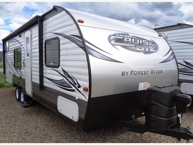 2016 Salem Cruise Lite 261BH  USED FAMILY BUNK MODEL