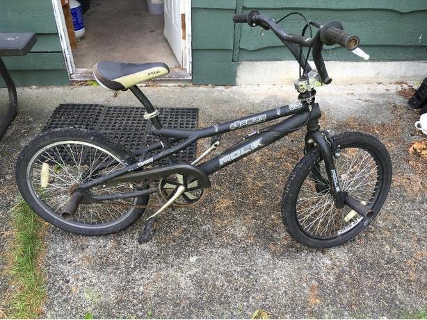 mole bmx bike