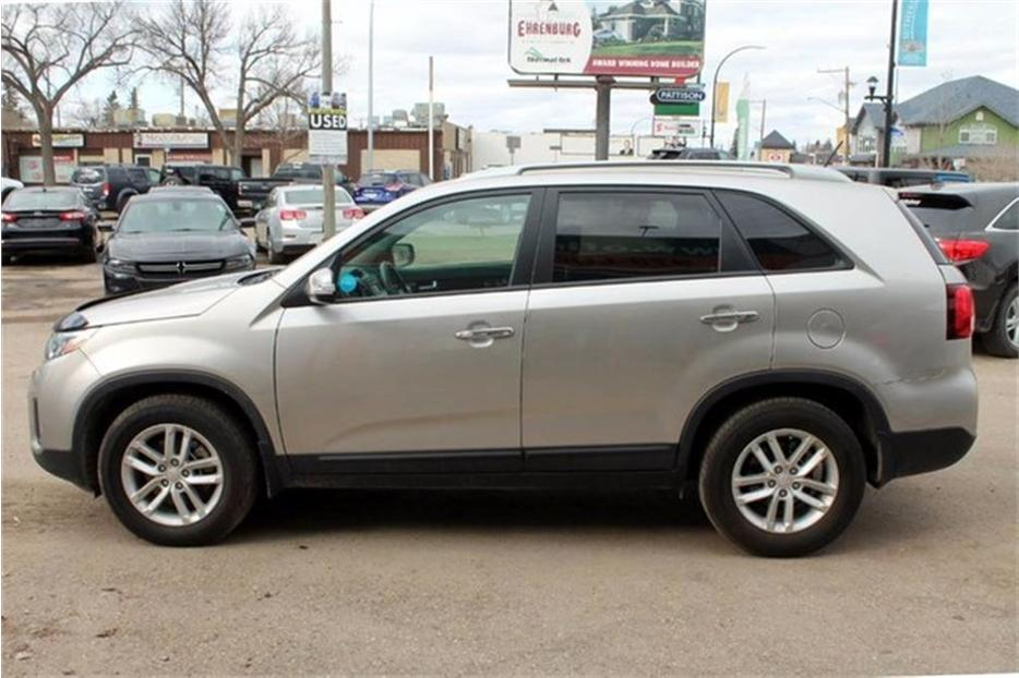 2015 Kia Sorento Lx Accident Free W Mfg Warranty Htd