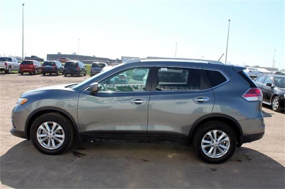 Greenwood Nissan 2016 Nissan Rogue SV - Accident Free w/Mfg Warranty ...