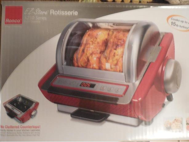 Rottissrie Oven
