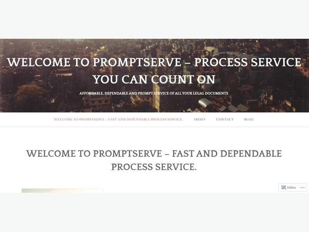 PROCESS SERVICE, COURT FILING, DOCUMENT PREPARATION IN AND AROUND CALGARY