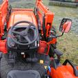 73hp Kioti Tractor