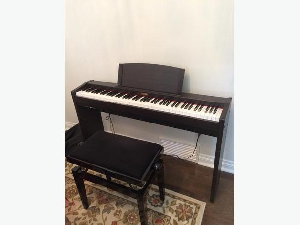 kawai digital piano cl20r south regina regina. Black Bedroom Furniture Sets. Home Design Ideas
