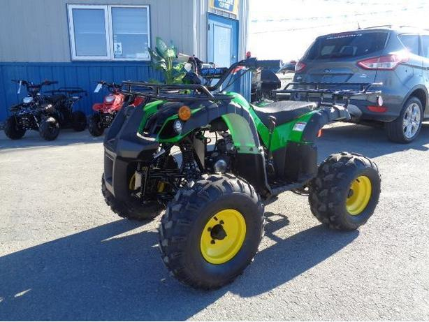 BRAND NEW TAOTAO Tforce JOHN DEER GREEN