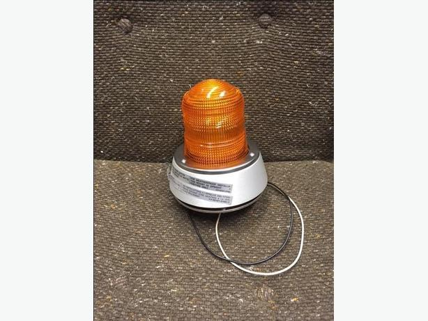 SAFETY BEACON AND ALARM EDWARDS 120VAC