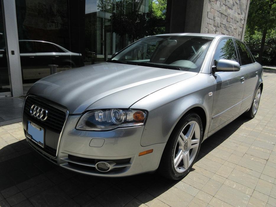 2007 Audi A4 2.0T Quattro - BLOWOUT SALE! - 100,*** KM ...
