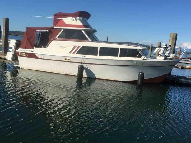 Express Cruiser for Sale - 1973 Tollycraft - Trophy Wife