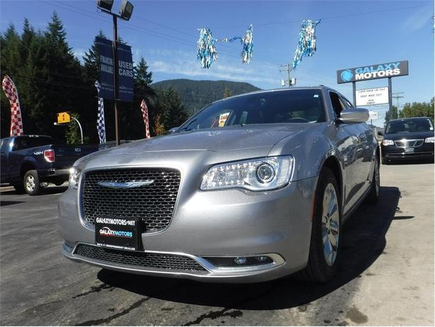 2015 Chrysler 300 C Platinum - AWD, Leather Int, Navigation
