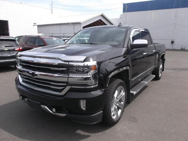 2017 CHEVY 1500 CREW CAB 4X4 HIGH COUNTRY FOR SALE