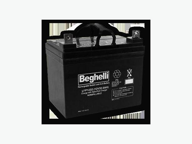 Beghelli SLA Battery