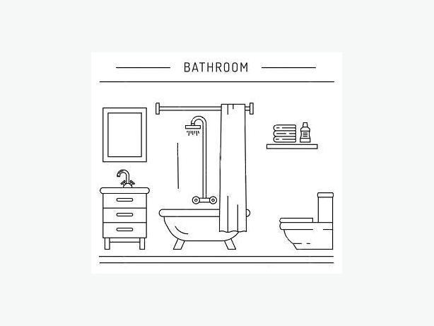 Bathroom. Kitchen. Bathtub.Tile. Cabinets. Countertops. Reglazing. REsurfacing.