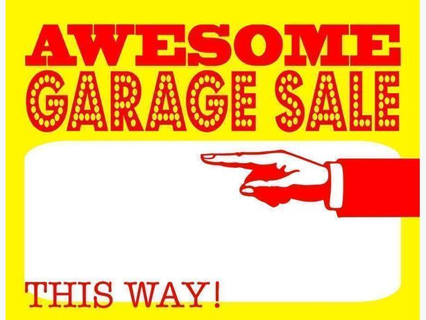 Garage Sale - TONS of housewares, kids clothes and toys