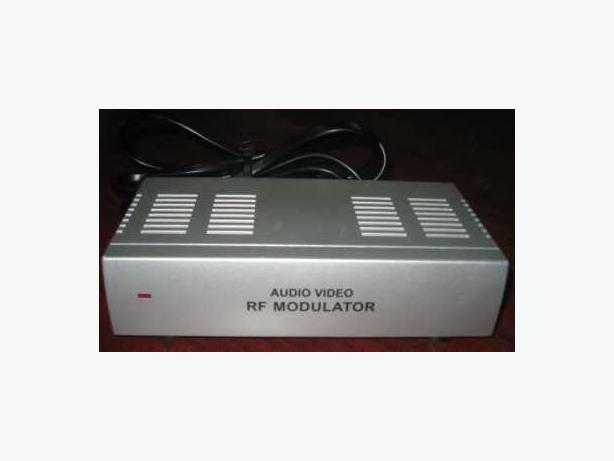 Dynex WS-007 RF Modulator