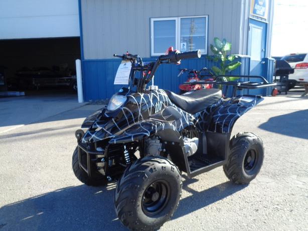 2017 - TAO BoulderB1 ATV BLACK SPIDER 110CC AUTO