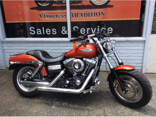 2011 Harley Davidson Dyna Fatbob FXDF