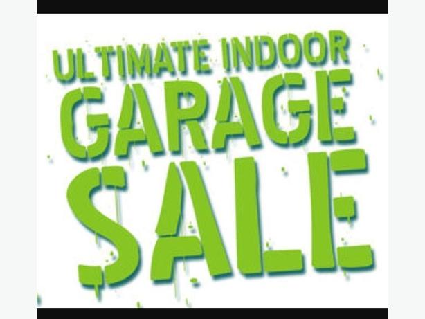 HUGE INDOOR SALE !!!