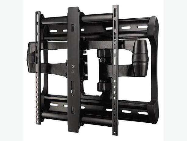 "Full motion TV wall mount up to 90"" - best offer"
