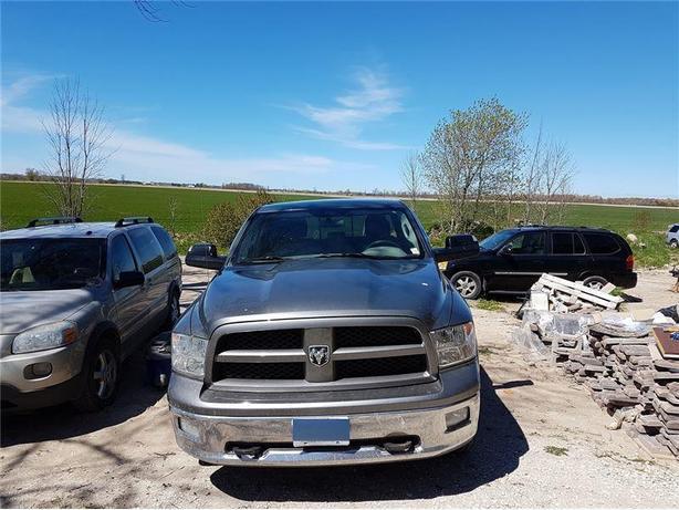 2012 Dodge RAM 1500 PICKUP