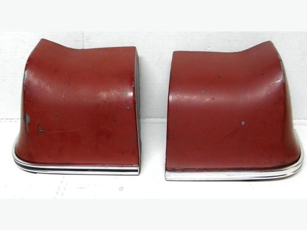 1966 66 Chevy Impala SS Rear Quarter Panel Extension