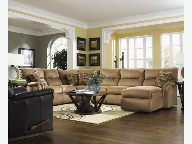 Lazy Boy Sectional Free