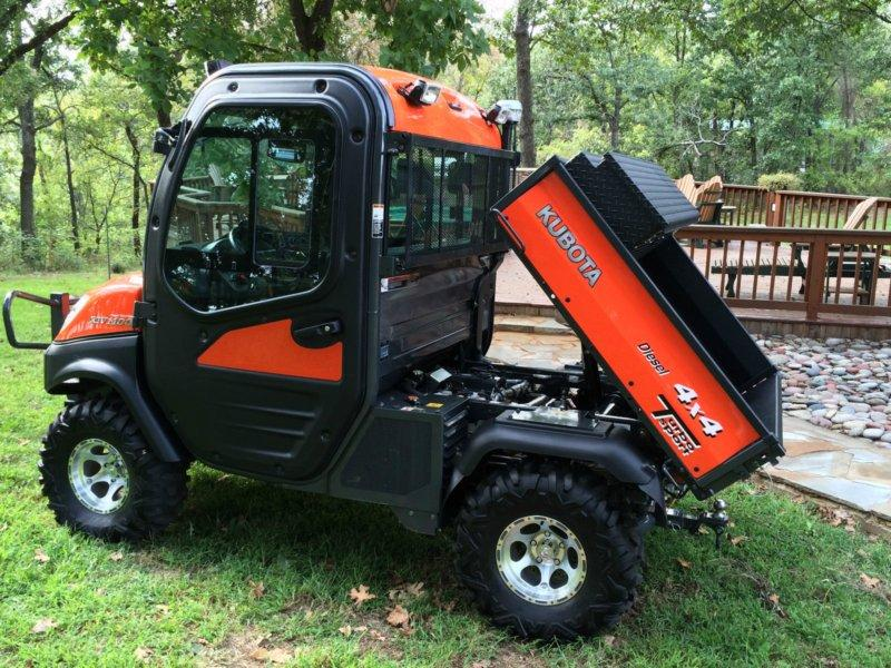 Used Tires Winnipeg >> Kubota RTV 1100 Diesel 4x4 ATV/UTV South Regina, Regina - MOBILE