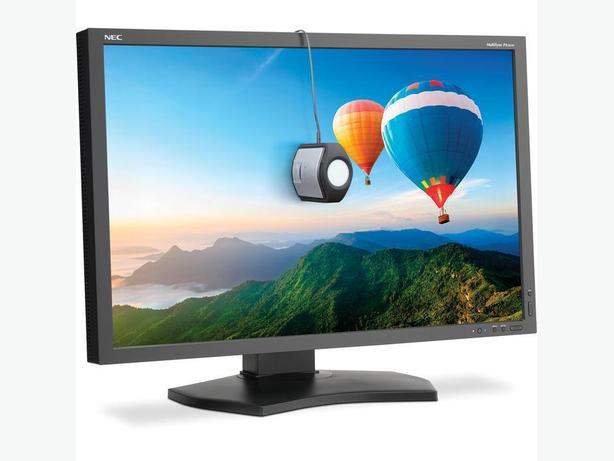 "NEC MultiSync PA271W 27"" Display with NEC Colour Calibrator"