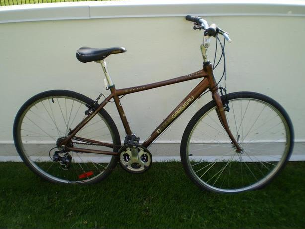 Louis Garneau Horizon 200 46 cm (M) 21-speed Hybrid bike