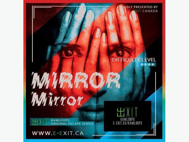 EXIT Kamloops Escape - Mirror Mirror
