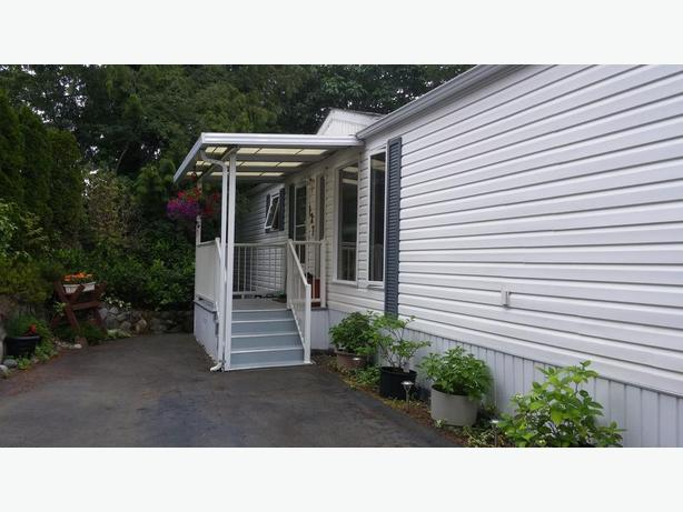 Mobile Home For Sale In Seabreeze 55 Park