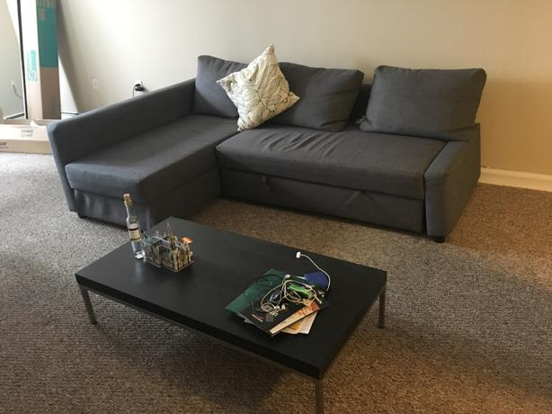Almost New Couch! Must Sell