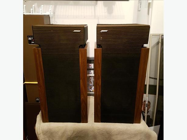 bose 601 series ii. vintage bose 601 series ii speakers ii 3
