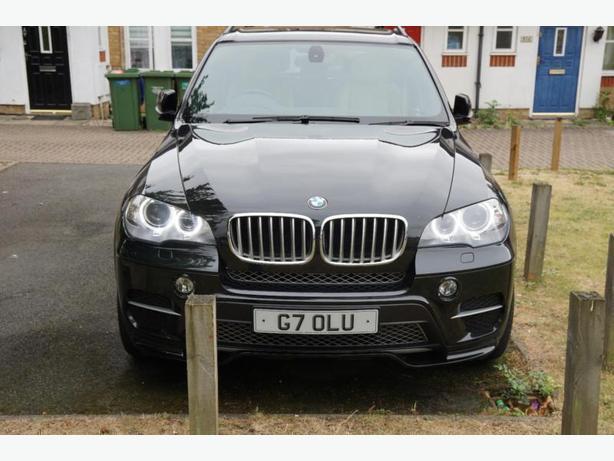 2010 MY BMW X5 3.0TD xDrive 30d SE Automatic Diesel 4x4 SUV in Black