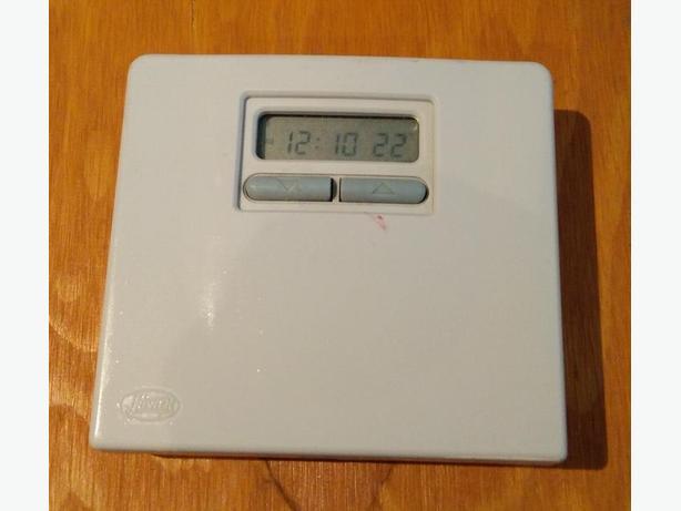 Hunter thermostat 44100b manual.