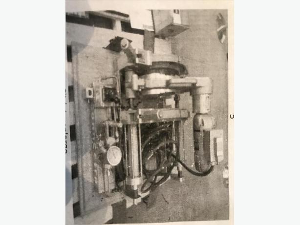 Vermeer Portaburst PB30 Trenchless Plumbing System