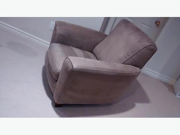 Natuzzi Sofa and Chair