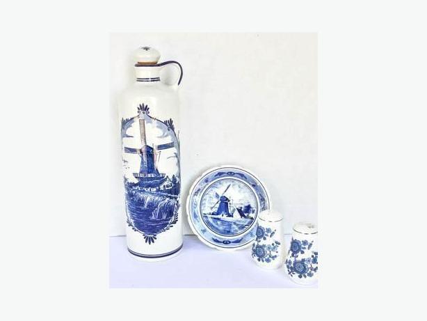 DELFT BLUE Collectible 13 pieces