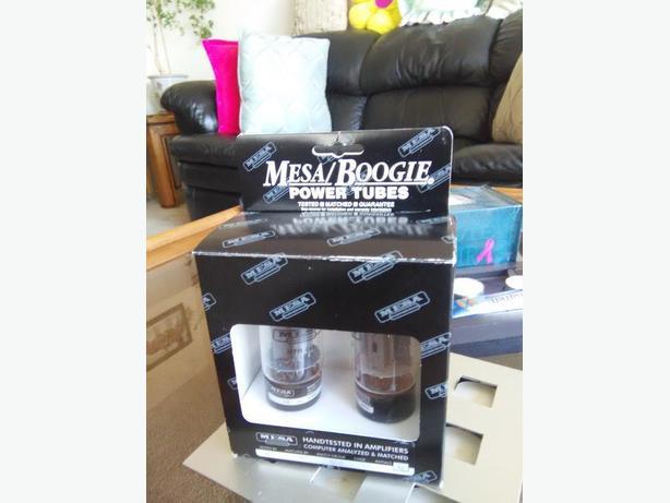 Mesa Boogie 6l6 tubes Victoria City, Victoria