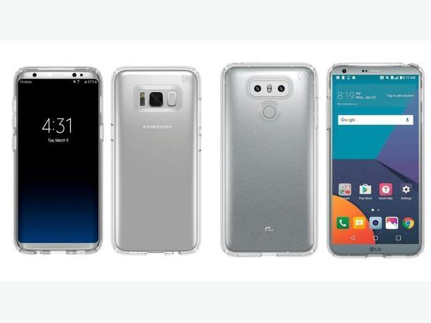 Soft Clear Transparent Gel Skin TPU Case Cover For LG G6