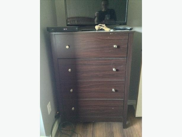 assorted bedroom furniture