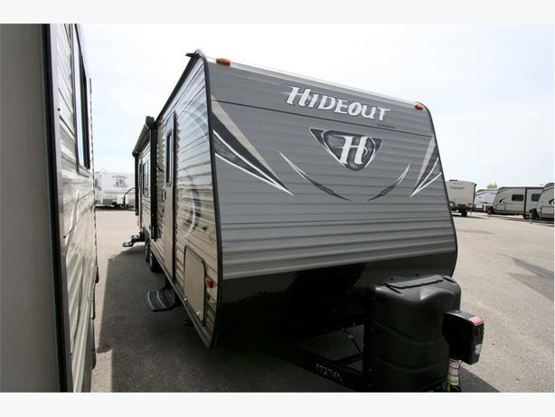 2017 KEYSTONE RV HIDEOUT TT 23RKS