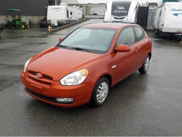 2009 Hyundai Accent Sport Hatchback