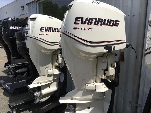 2013 Evinrude E-tech 200HP HO -
