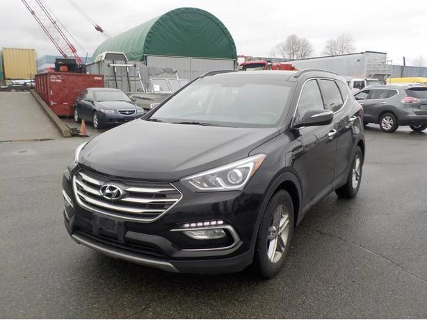 2017 Hyundai Santa Fe Sport Se 2.4 AWD All Wheel Drive